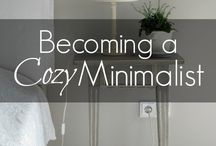 Live Simply / Minimalism | Declutter | Live with Less | White Space | Mindful living | Philosophy | Mindset | Minimal | Live Simply