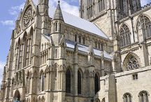 Medieval cathedrals and church's