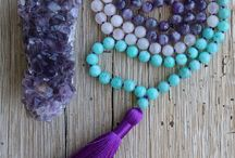 Jewels- MALAS & Prayer Beads ETC.