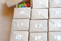 НГ-рождественный календарь