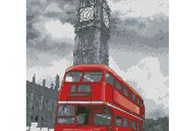 London - embroidery