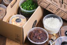 Ideias comidas pra vender