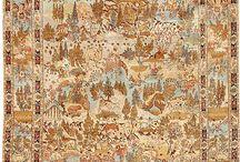 Carpets, Textiles, etc
