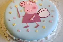 Cake desing / Diseño de tartas