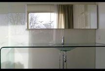 Innenausbau / Trennwände in Glas