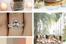 Neutral Colour Palettes for Weddings / Weddings