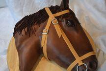 Horse Cake 6