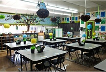 Classroom arrangements / Finding ways to make the best use of space in my classroom to inspire my students. / by Terri Douglas