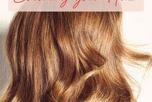 Rambut & Kecantikan yang saya sukai