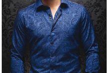 AU NOIR noaz / The AU NOIR highest quality men's dress shirts. Find them at www.mensdressshirts.ca