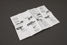 Brochure / Beautiful brochure