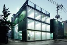 Container Warehouse / A place to think