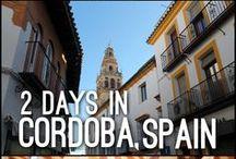Viajar España Córdoba
