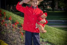 RCMP Kids Uniform / The RCMP is recognizable throughout the world due to its unique uniforms. Your little ones can dress up in the Red Serge complete with a high-neck collar and blue breeches with yellow stripe. Your little girl or boy will be a hit at any function in this adorable RCMP kids uniform, perfect for weddings and special events. ***STETSON NOT AVAILABLE*** http://www.themountieshop.ca/product/2534.html