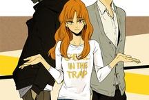 Anime, manga and dorama♡(。- ω -) / :3