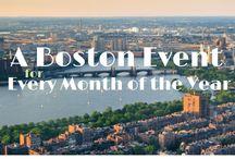 Boston / My new home ?