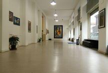 Lo spazio espositivo a Legnano / Organizziamo mostre collettive di pittura e private