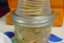 No Ordinary School Lunch / Ideas for lunches