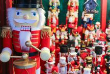 Nüremberg Christmas Village / One entire section of Nüremberg is decorated in the most beautiful Christmas decorations, baubles, foods, trees, and all the wonders of Christmas all year round.
