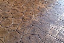 Creative Concrete / Decorative concrete