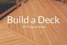 Decks Backyard