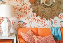 Beachy Brights / Take this season's bright color palette off the runway and into your home.