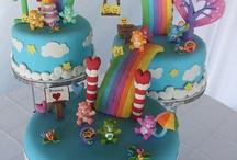 A cake feerique