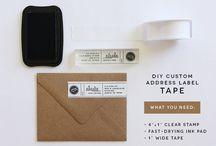 Tape Branding