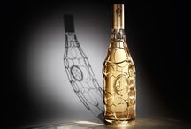 Champagne & Luxury design / Best design for french #champagne universe