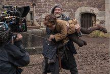 Outlander - On Set / The cast on set