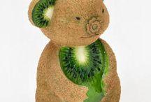 Kiwi / Food Dekor