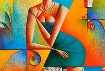 cubismo moderno