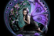 Anne Stokes Art