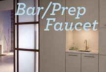 Bar / Prep Sinks & Faucets