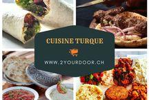 Turkish Restaurants Geneva