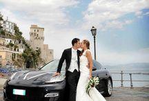 Porsche Panamera Turbo / La wedding car rappresenta un dettaglio importante nella pianificazione del matrimonio: sarà utilizzata dalla sposa per viaggiare dalla casa alla chiesa e dai novelli sposi da casa al ricevimento. Una vettura impeccabile renderà il matrimonio ancora più magico.