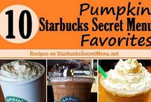 Sturbucks secret recipes