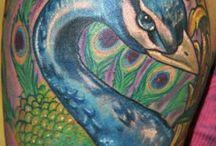 Tattoos / by David Esteban Garcia