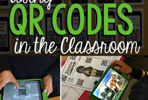 QR codes / A video explaining how to use these codes