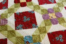quilts / by Holly Shelburne