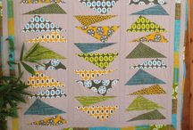 Flying Geese Quilts / by Maureen Mandy