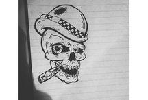 Moje kresby :)