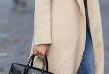 пальто лук