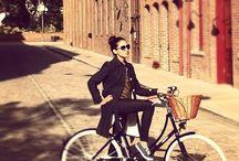 Pashley bike / Anglická městská kola