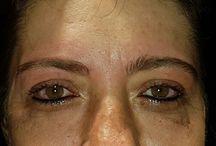 my permanent makeup procedures / Permanent make-up