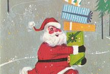 Vintage Christmas / Devoted to old and vintage Christmas artwork.