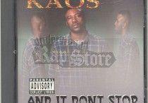 G-Funk CD's, Rap CD's / Rare gangsta rap and hip-hop CD's
