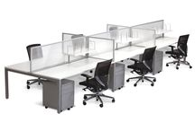 Workstation  / An excellent and efficient way to maximize the available space in any office