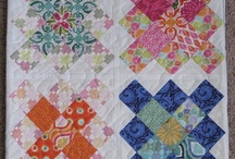 Greatgranny square quilts