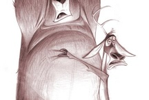 CrD - Large Mammals - Creature Design / Creature Design Larger animals